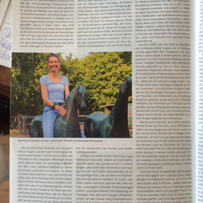 Reiten & Zucht 2015